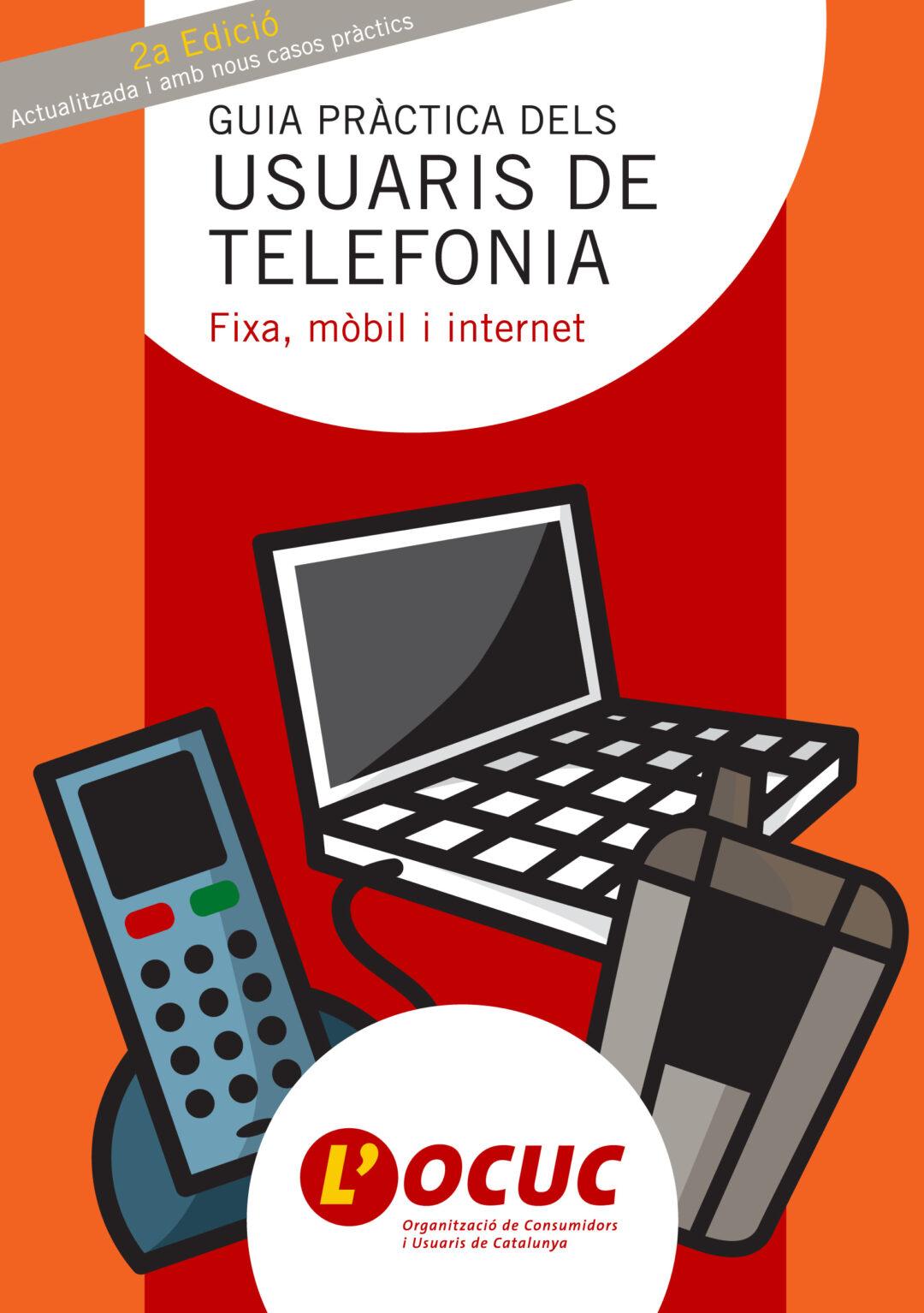 Guia práctica de los usuarios de telefonía