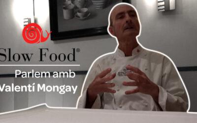 Parlem amb Valentí Mongay de Slow Food Garraf sobre consum