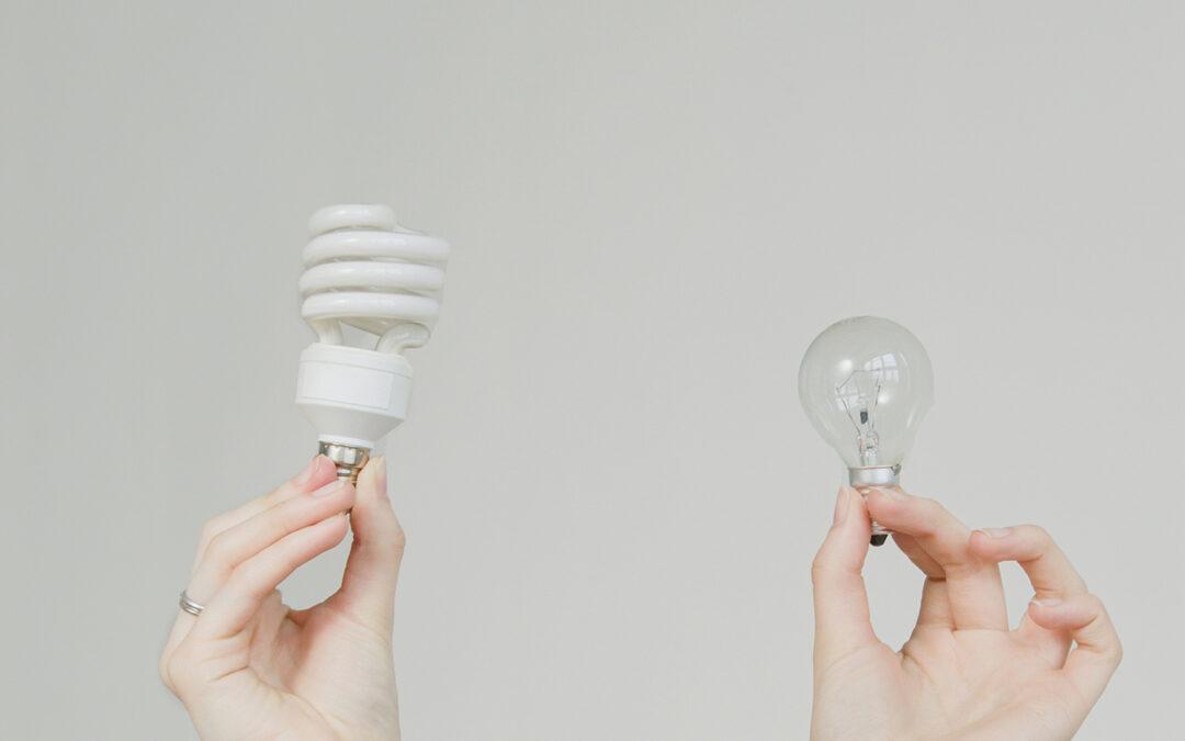 Consejos para ahorrar en la nueva factura de la luz
